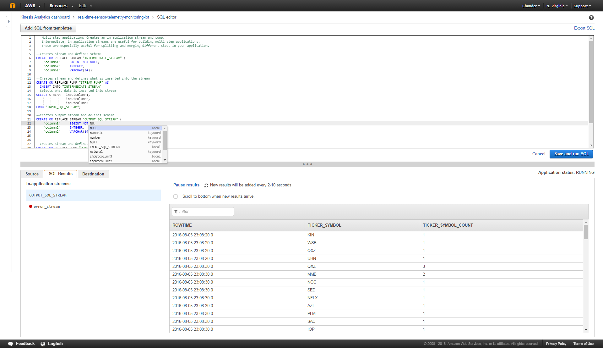 kinesis-analytics-console-sql-editor-with-dropdown-screenshot-2