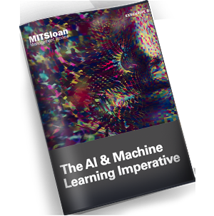 The AI & machine learning imperative