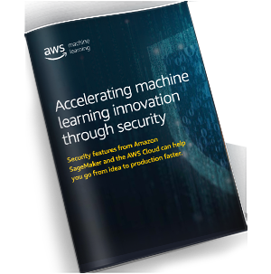 Accelerating machine learning innovation through security