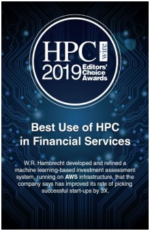 Best use of HPC in financial services