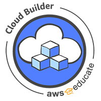Cloud Builder Badge