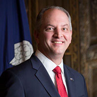 Governador John Bel Edwards