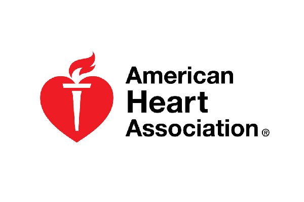 Logo dell'American Heart Association (AHA)