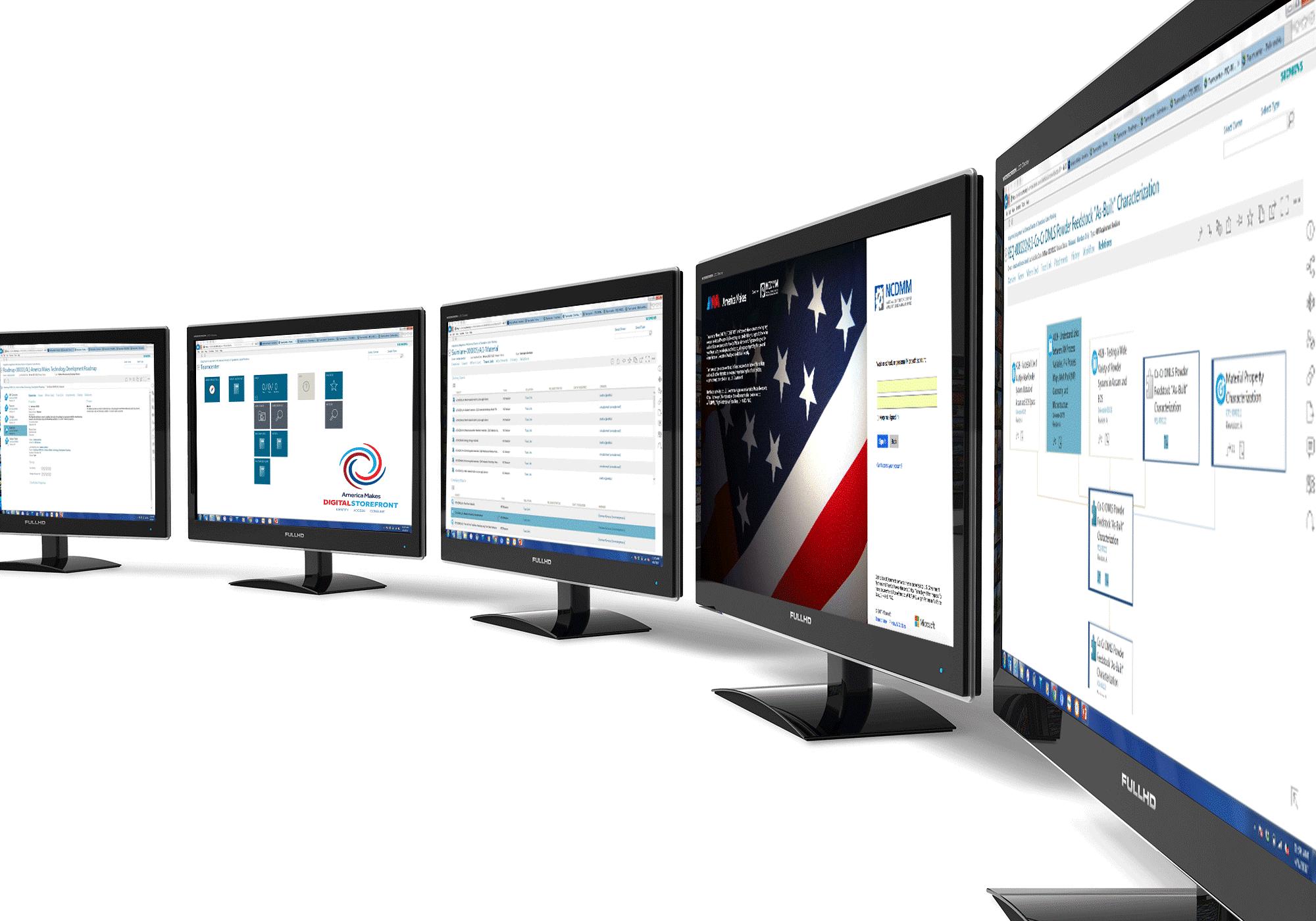 America Makes & Siemens PLM Software – Amazon Web Services (AWS)