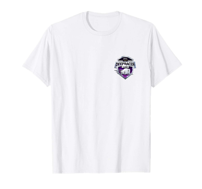 DR white tour shirt