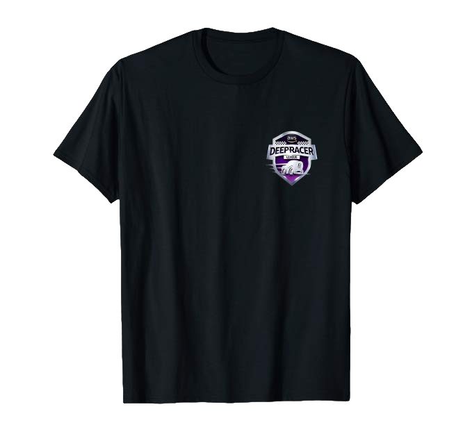 Deep Racer Chest League Shirt