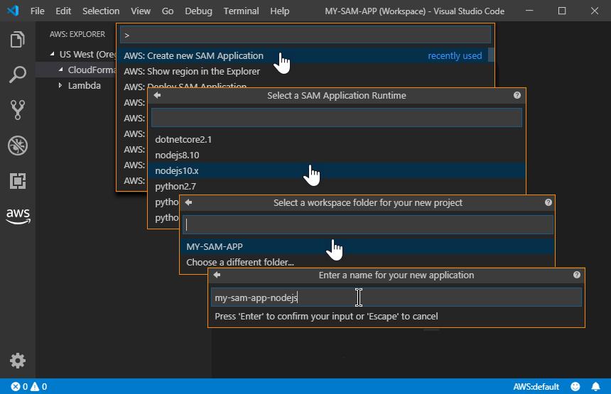 01-Toolkit-for-VS-Code-Create-SAM-App