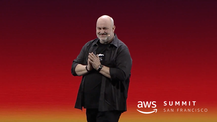 AWS Summit San Francisco 2018: Keynote with Dr. Werner Vogels and Dr. Matt Wood