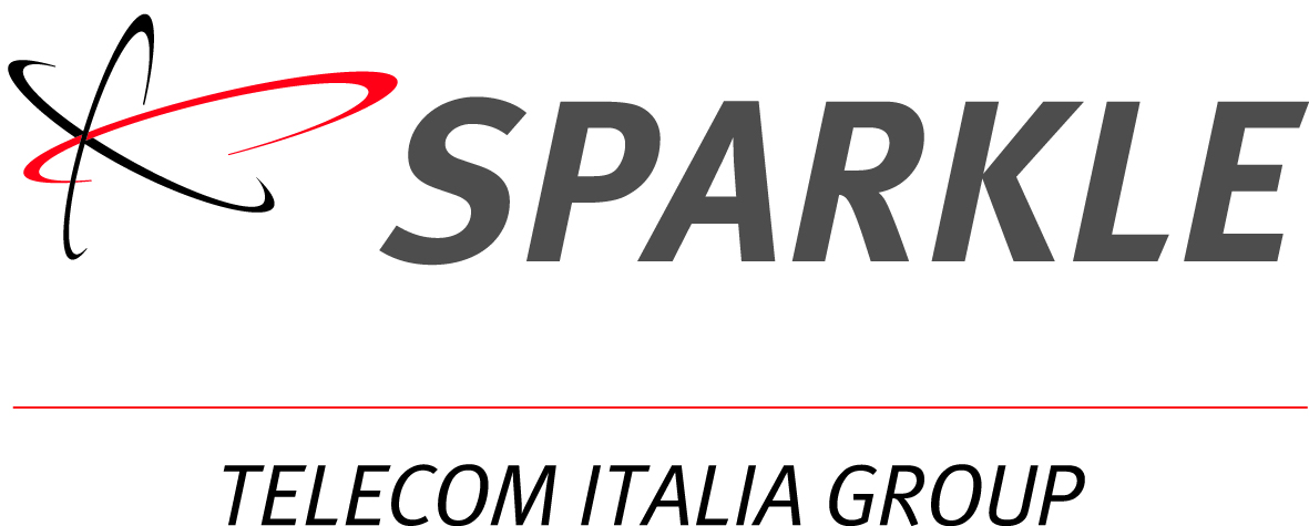 Sparkle Telecom Italia Group Logo