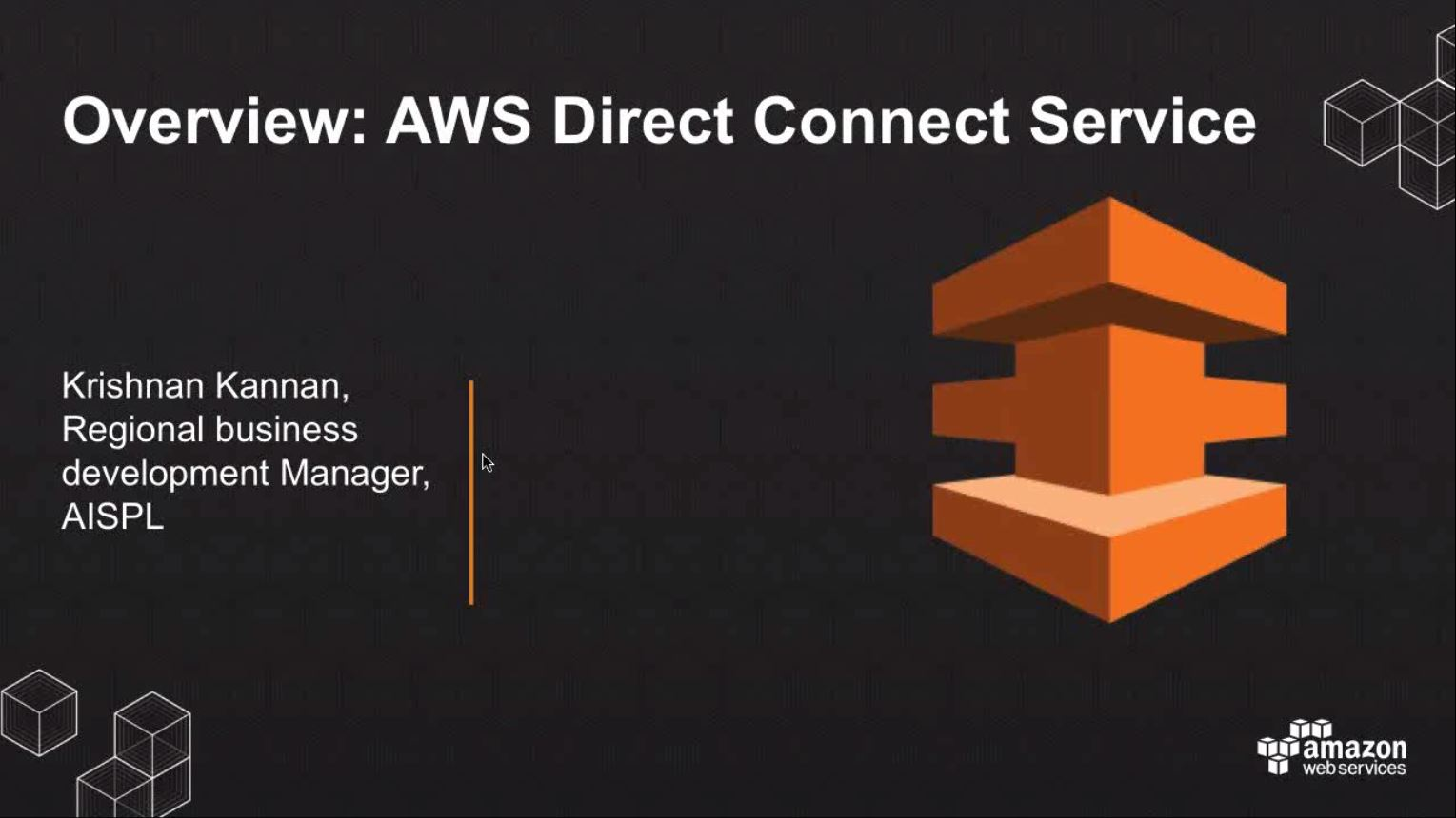 AWS-direct connect