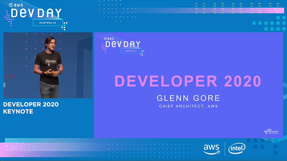 Opening Keynote: Developer2020