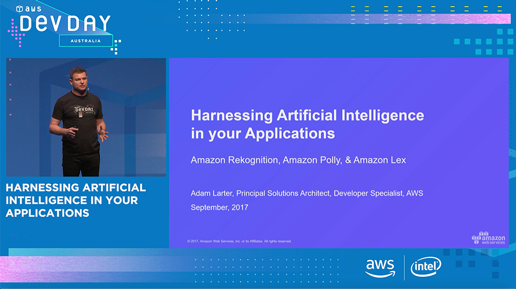 Harnessing Artificial Intelligence in Your Applications