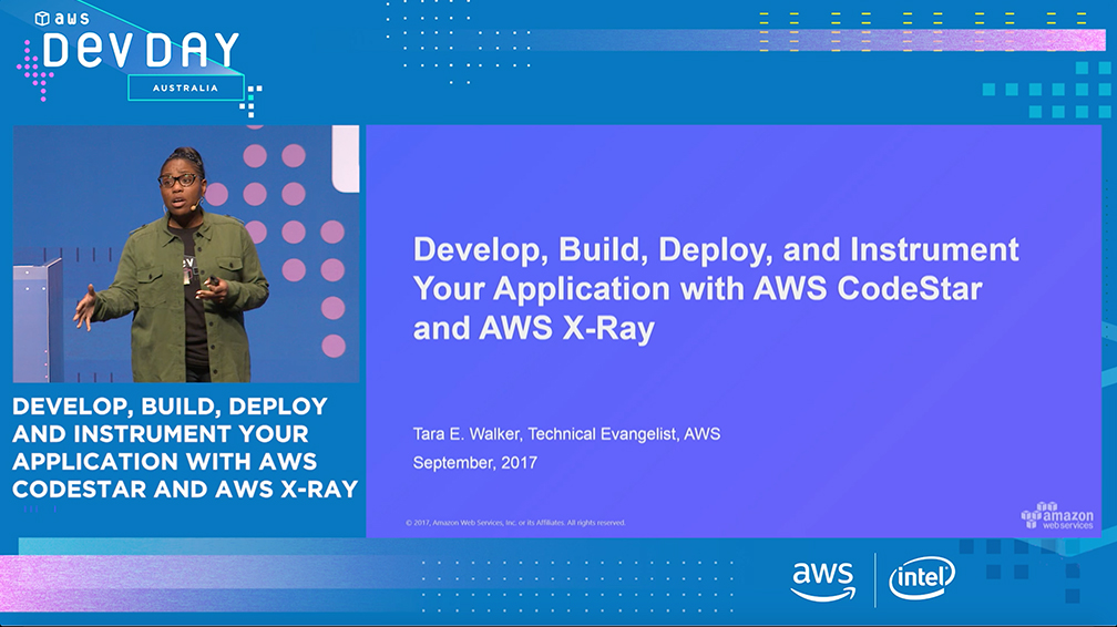 Develop, Build, Deploy, and Instrument Your Application with AWS CodeStar and AWS X-Ray