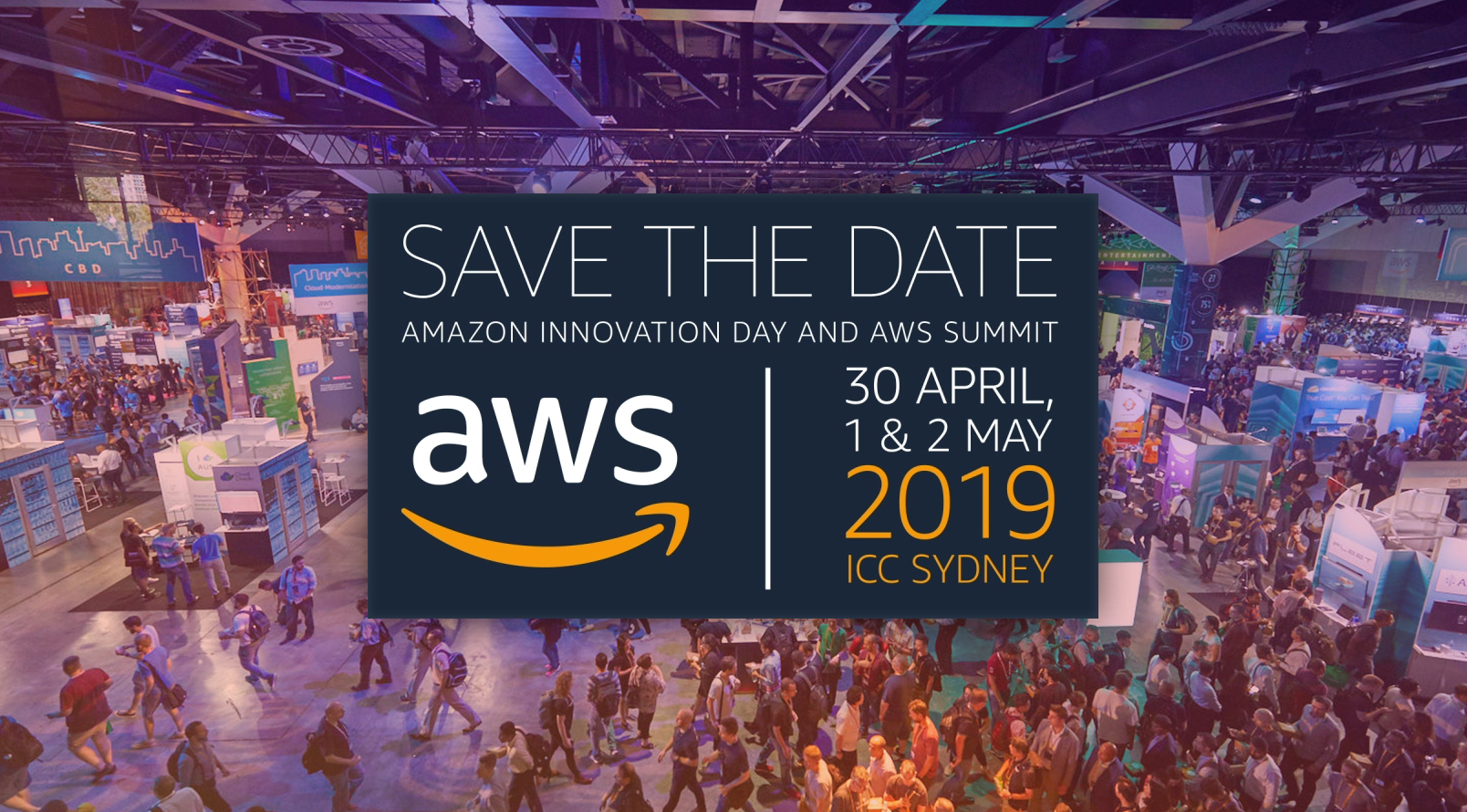 AWS Summit is Coming