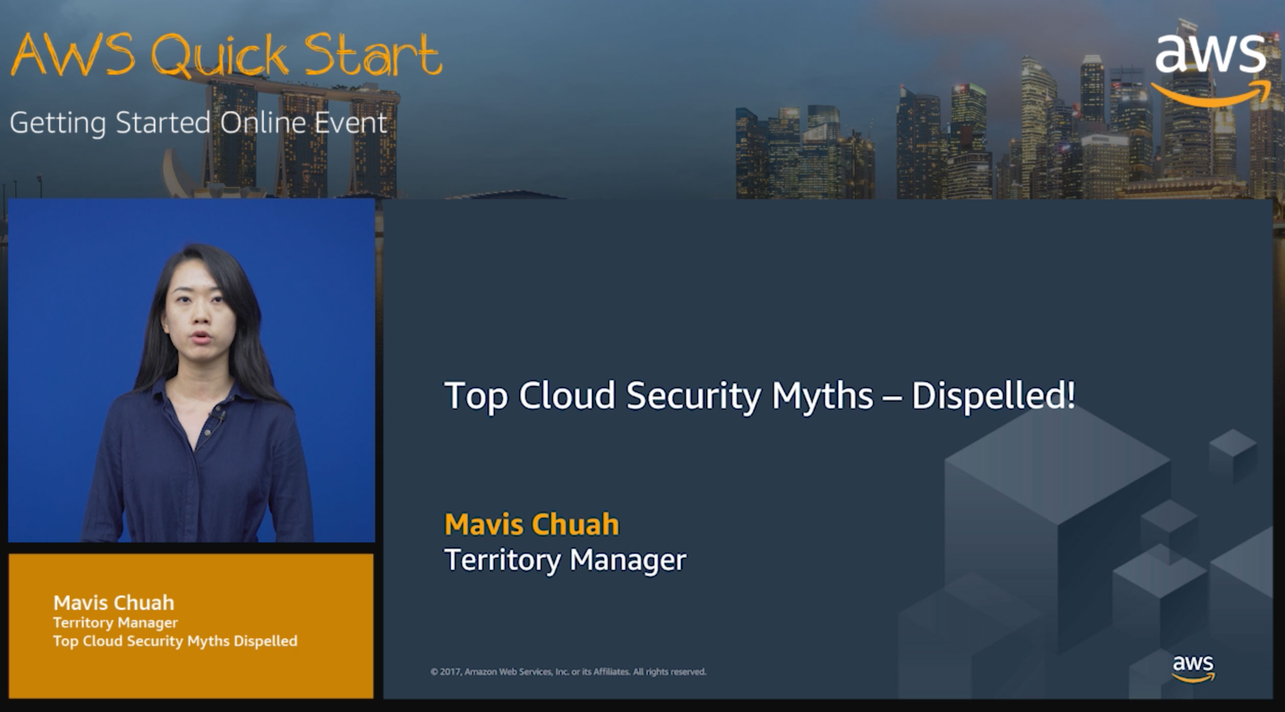 L100: Top Cloud Security Myths Dispelled