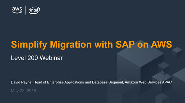 SAP-on-AWS-Webinar