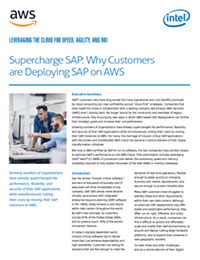 supercharge-SAP-Deploying-SAP-on-AWS