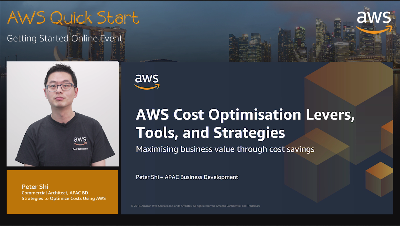 Strategies to Optimize Costs Using AWS