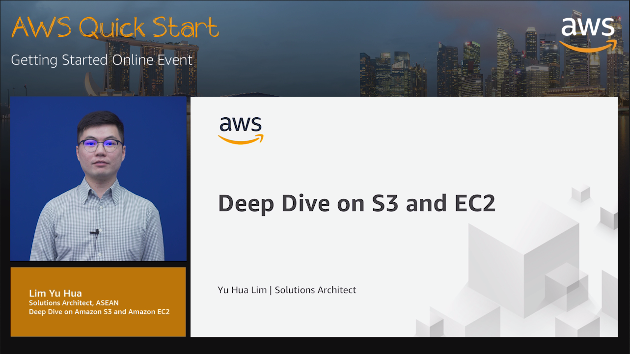 Deep Dive on Amazon S3 and Amazon EC2
