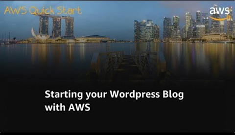 Starting Your Wordpress Blog with AWS