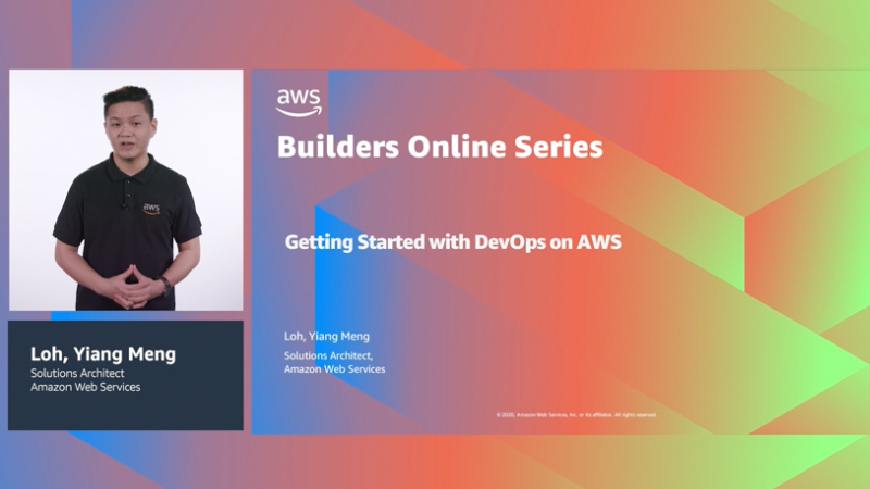 Getting started with DevOps on AWS (Level 200)