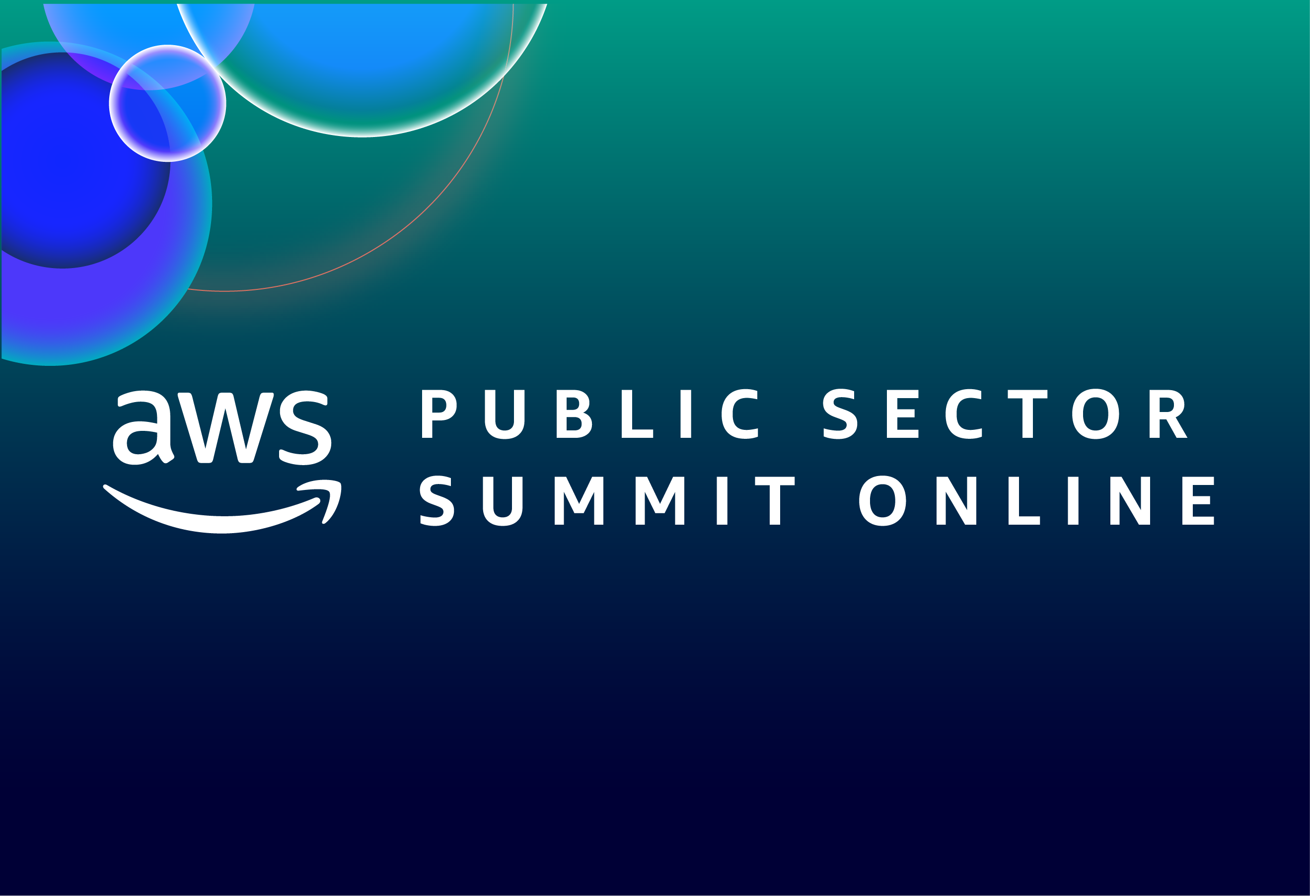 AWS Summit Public Sector