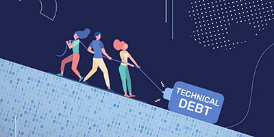 The CIO-CFO Conversation: Technical Debt-An Apt Term? by Mark Schwartz