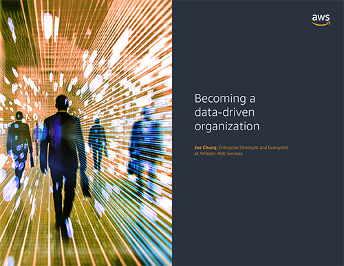 Becoming a data-driven organization
