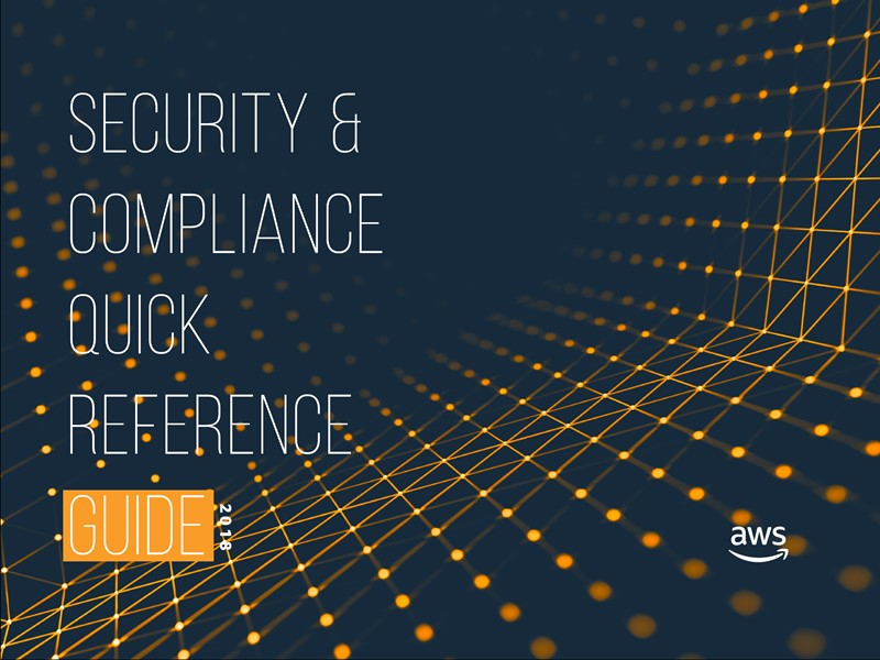 Security and compliance quick reference guide