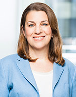 Christa Koenen, CIO of Deutsche Bahn AG and CEO of DB Systel