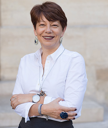 Sylvie Houliere Mayca, responsable du service commercial chez AWS France