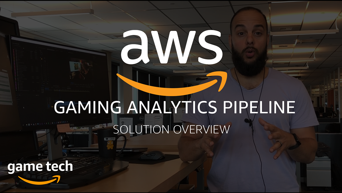 Gaming Analytics Pipeline Solution Overview