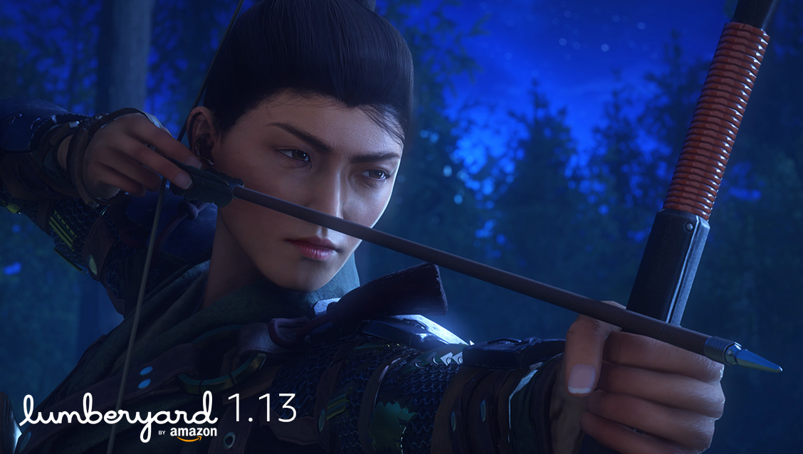 Learn more about Lumberyard 1.13 on the Lumberyard blog.