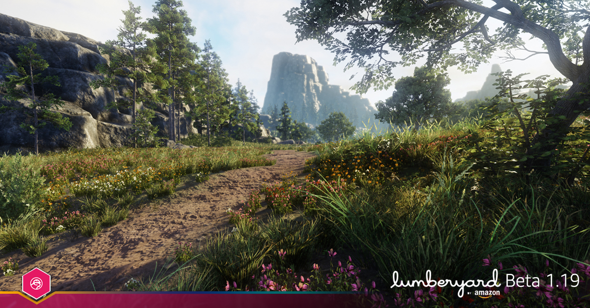 Lumberyard Beta 1.19