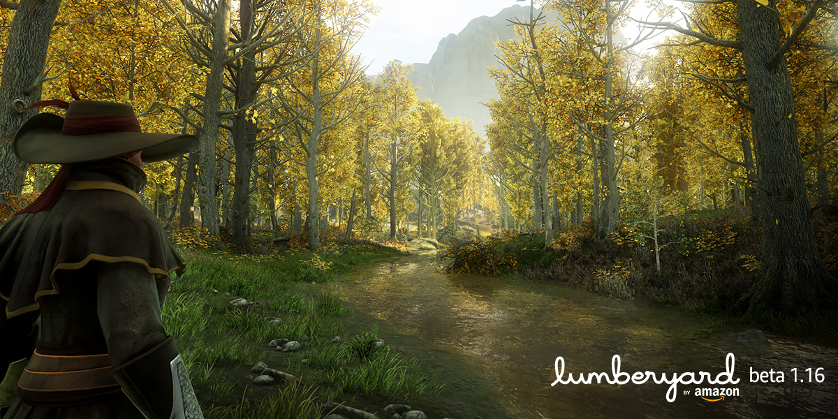 Lumberyard Beta 1.16