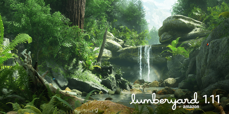 Amazon Lumberyard Engine