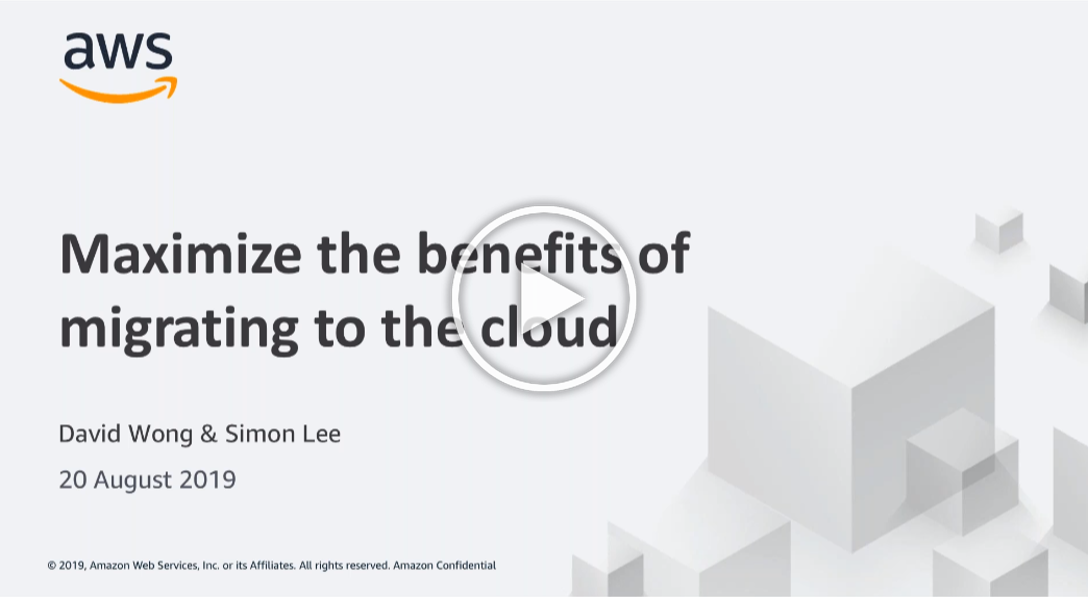 Maximizing the Benefits of Migrating to the Cloud