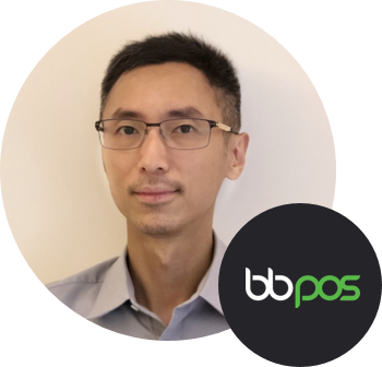 Jimmy Tang - Chief Software Architect, BBPOS