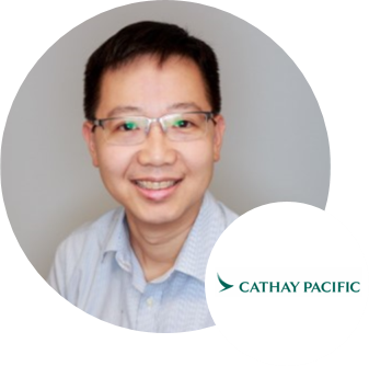 Calvin Lai - Enterprise Architecture & Technology Manager, Cathay Pacific Airways