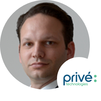 Julian Schillinger, Co-Founder and Co-CEO, Privé Technologies