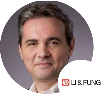 Koray Sonmezsoy, Head of architecture and engineering, Li & Fung