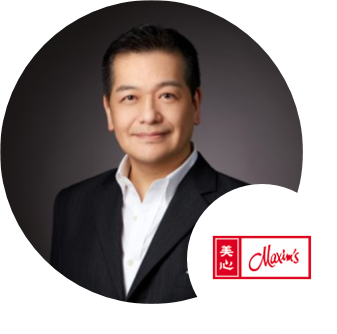 Louis Mah, Director, Information Technology, Maxim's Caterers Limited