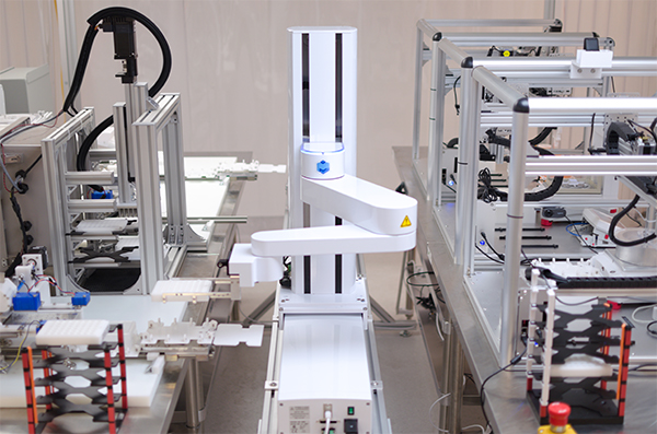 Multiply Labs uses robotic manufacturing-as-a-service for customized medicine production