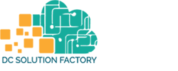 DC Solution Factory logo