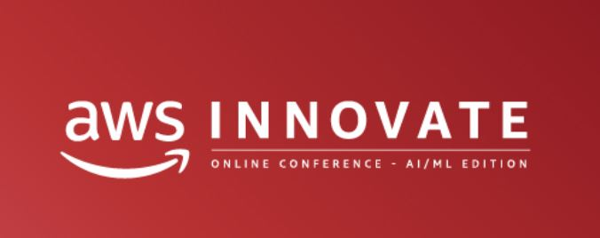 AWS Innovate Online Conference