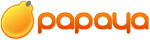 Papaya Mobile Logo