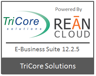 TriCore REAN Cloud EBS 12.2.5
