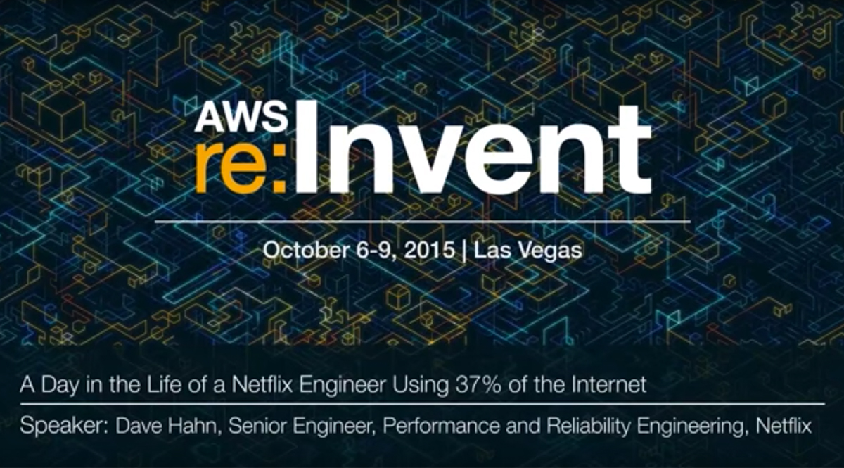 AWS re:Invent 2015 | (DVO203) A Day in the Life of a Netflix Engineer