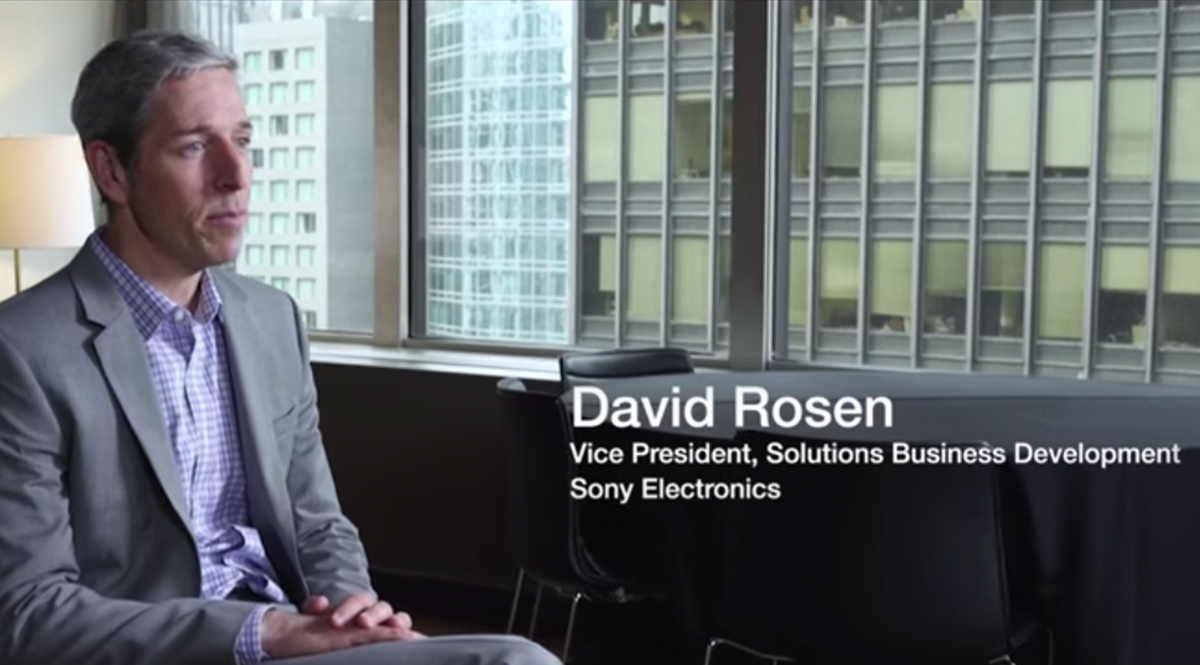 A Sony Media Cloud Services usa a Nuvem AWS