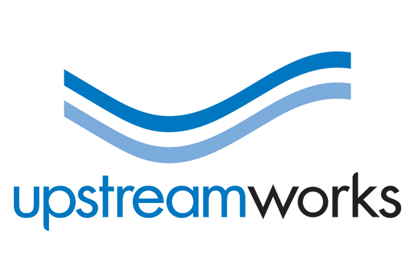 Upstream Works Logo 2016 [CMYK]